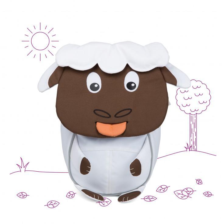 Τσάντα πλάτης νηπιαγωγείου AFFENZAHN πρόβατο