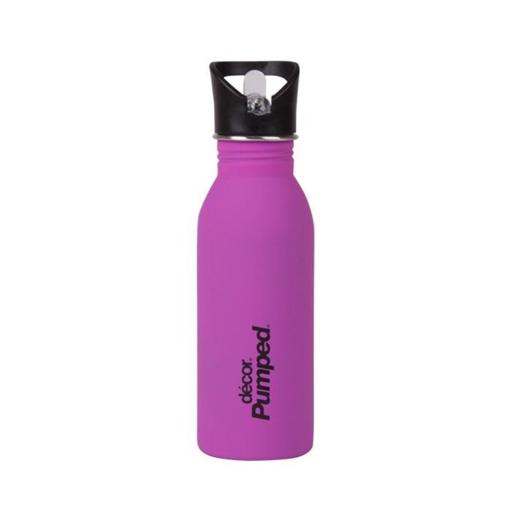Μπουκάλι ανοξείδωτο DECOR μωβ ματ 500ml