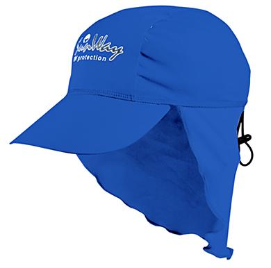 Αντηλιακό καπέλο baby UV blue
