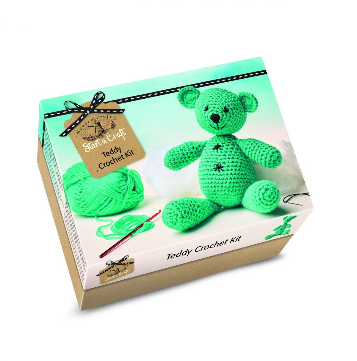 Δημιουργίες για Αρχάριους - Κούκλα με Βελονάκι
