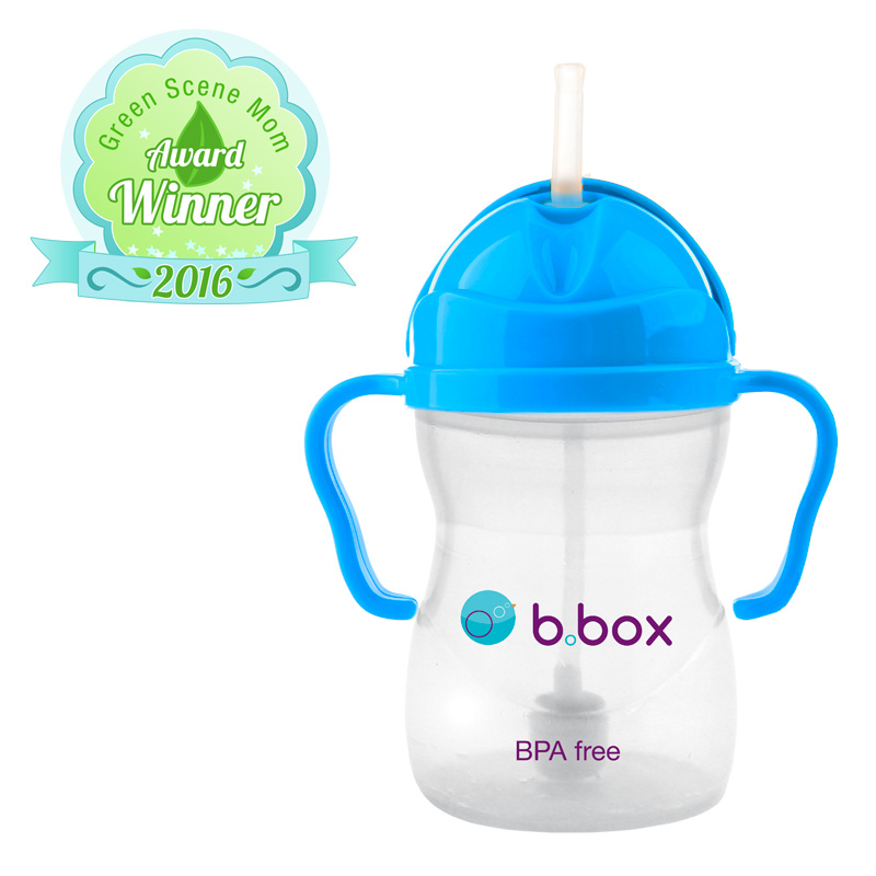 Ποτηράκι με βαρίδιο The Essential Sippy Cup Blueberry B.box