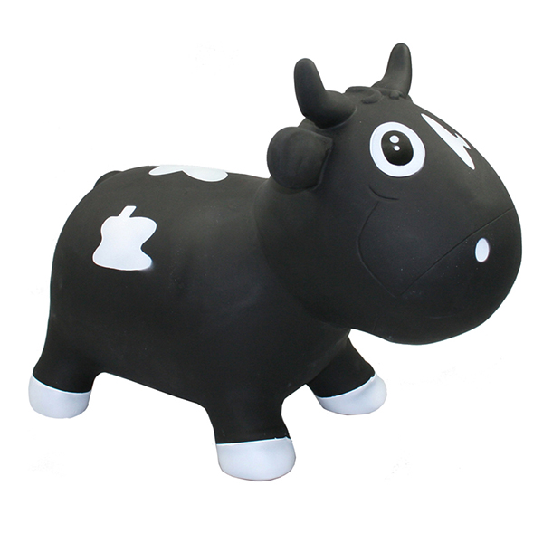 KidZZfarm Bella the cow Black & White Χοπ χοπ