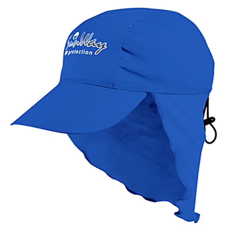 Αντηλιακό καπέλο <br/>  kid UV blue