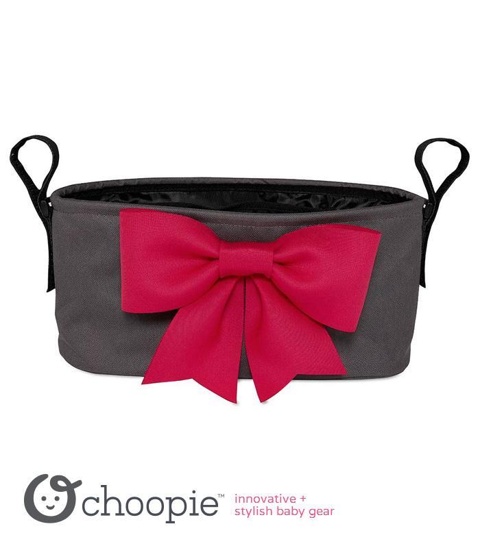 Οργανωτής καροτσιού Choopie Bow