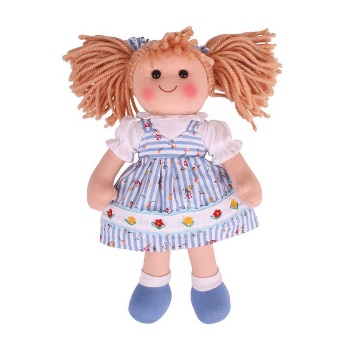 Πάνινη κούκλα Cristine 34εκ