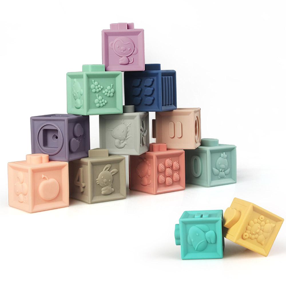 Εκπαιδευτικοί 3D Κύβοι Baby To Love