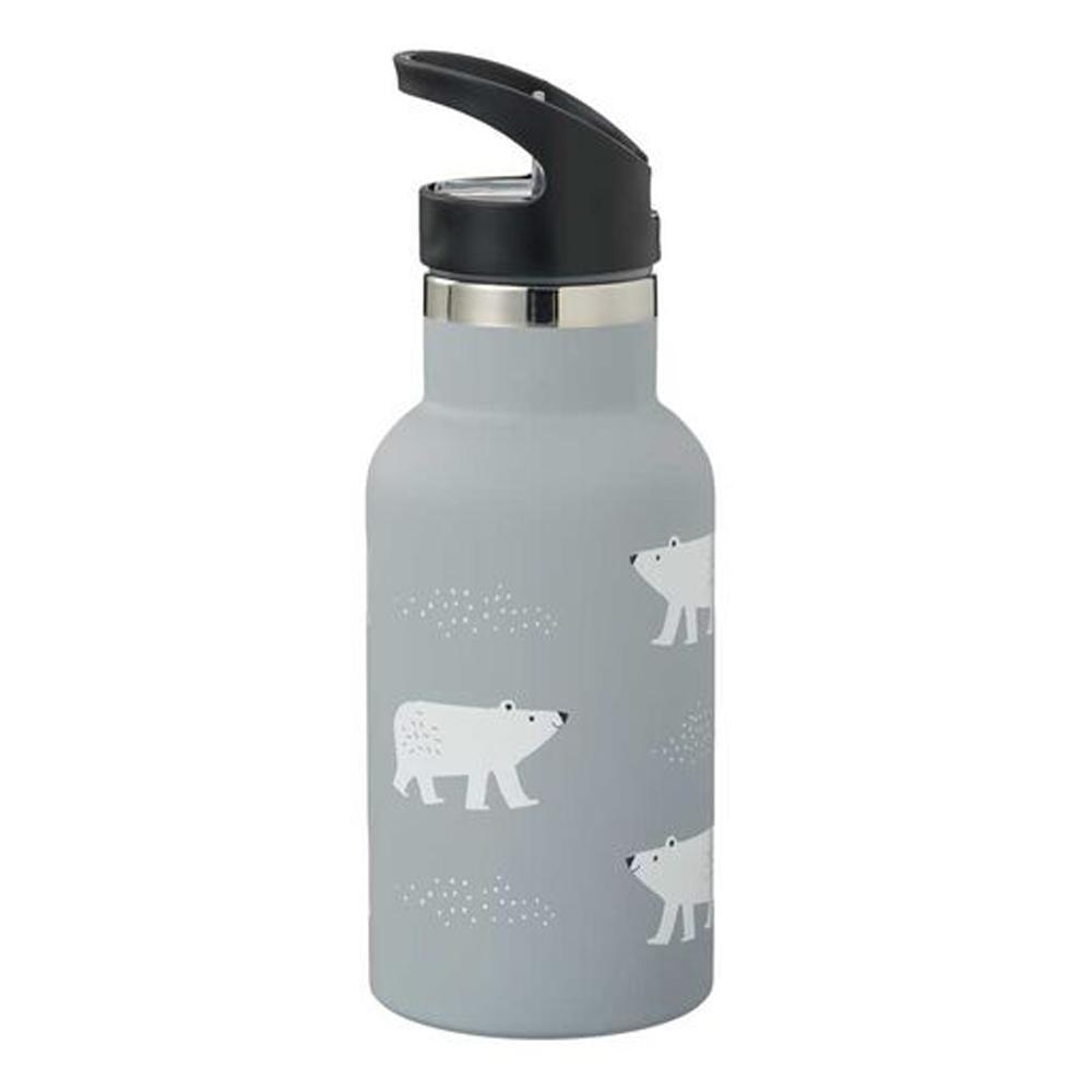 Fresk: Θερμός από ανοξείδωτο ατσάλι 350ml με διπλό πώμα Polar Bear