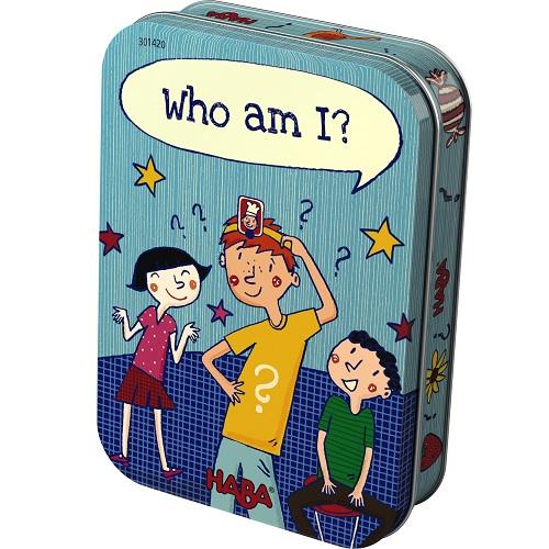 Haba Επιτραπέζιο παιχνίδι<br/> 'Ποιός είμαι;'