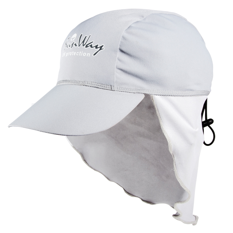 Αντηλιακό καπέλο junior UV λευκό