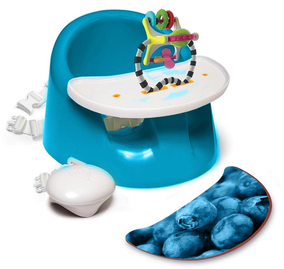Καθισματάκι φαγητού και παιχνιδιού bébéPOD