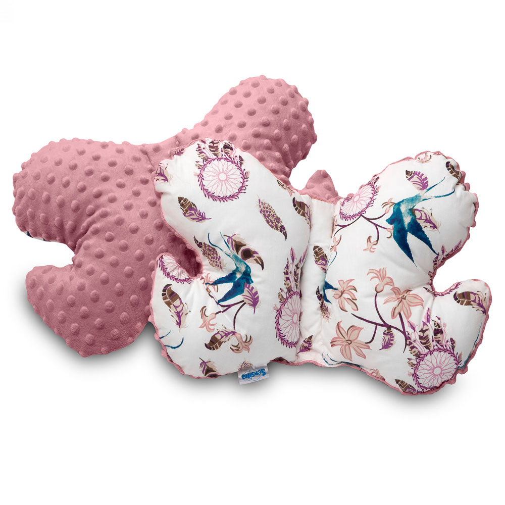 Μαξιλάρι αυχένα <br> sensillo Pink