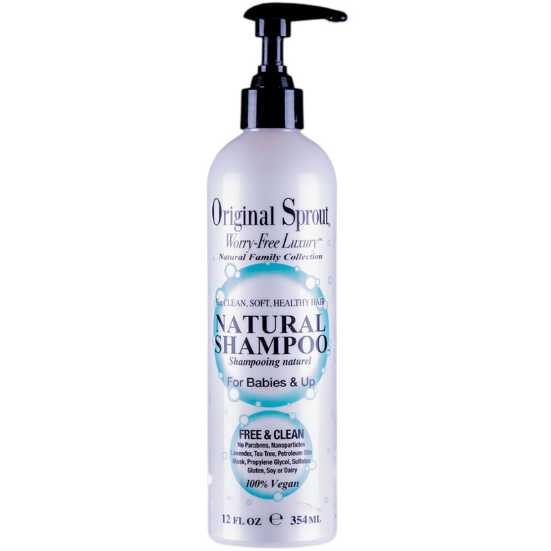 Natural Shampoo <br/> 354ml