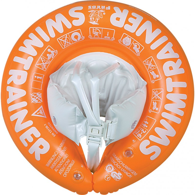 Orange <br/>SwimTrainer (2-6ετών)