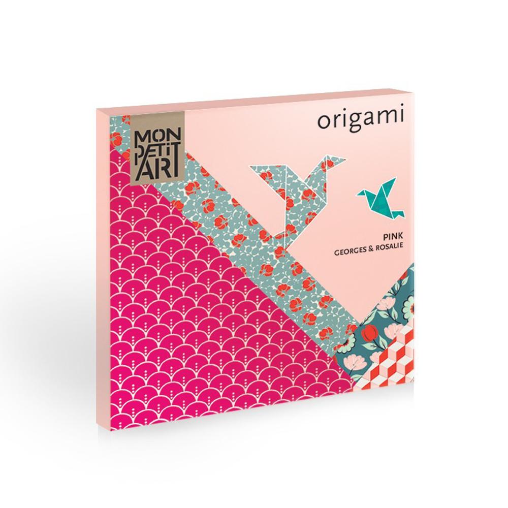 Οριγκάμι pink <br /> Mon Petit Art