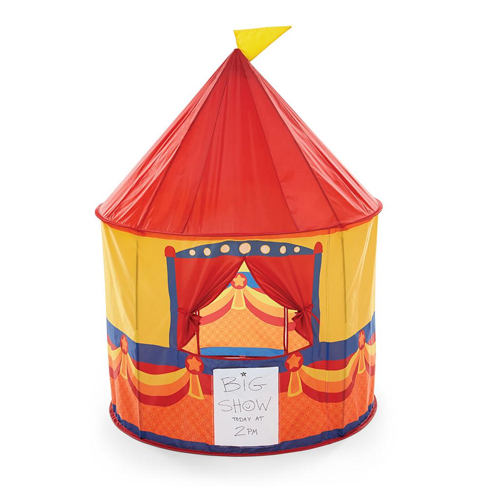 Παιδική σκηνή - Κουκλοθέατρο (2 σε 1) ευσταθούς δομής