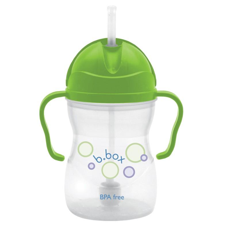 Ποτηράκι με βαρίδιο The Essential Sippy Cup Apple B.box