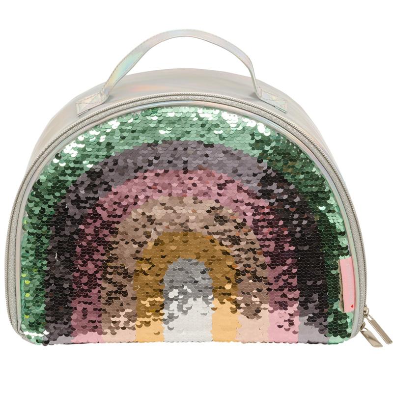 A little lovely company Ισοθερμική τσάντα φαγητού glitter 26.5*20.5*8