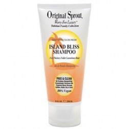 Το νέο σαμπουάν Island Bliss Shampoo της Original Sprout, βοηθά να έχουμε πιο πυκνά, πιο λεία και πλούσια μαλλιά. Σε αντίθεση με άλλα χωρίς sulfates (θειούχα) σαμπουάν που μπορεί να βαραίνουν τα μαλλιά, το Island Bliss Shampoo δίνει όγκο που διαρκεί όλη