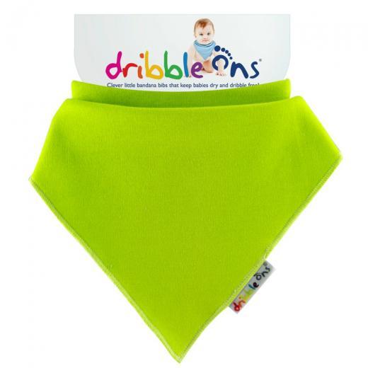 Σαλιάρα Dribble Ons Μονόχρωμη Πράσινη