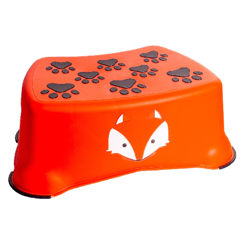 My Little Step Stool <br> Fox