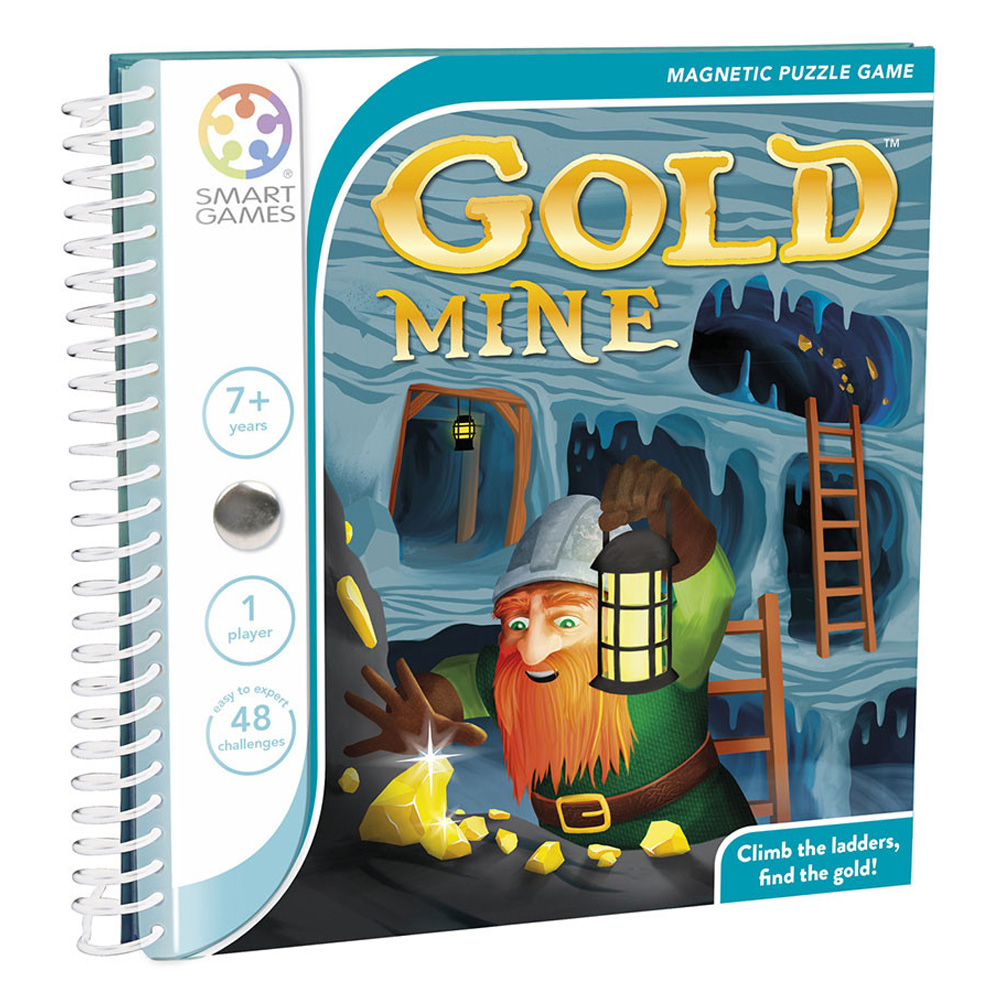 Smartgames επιτραπέζιο Gold Mine