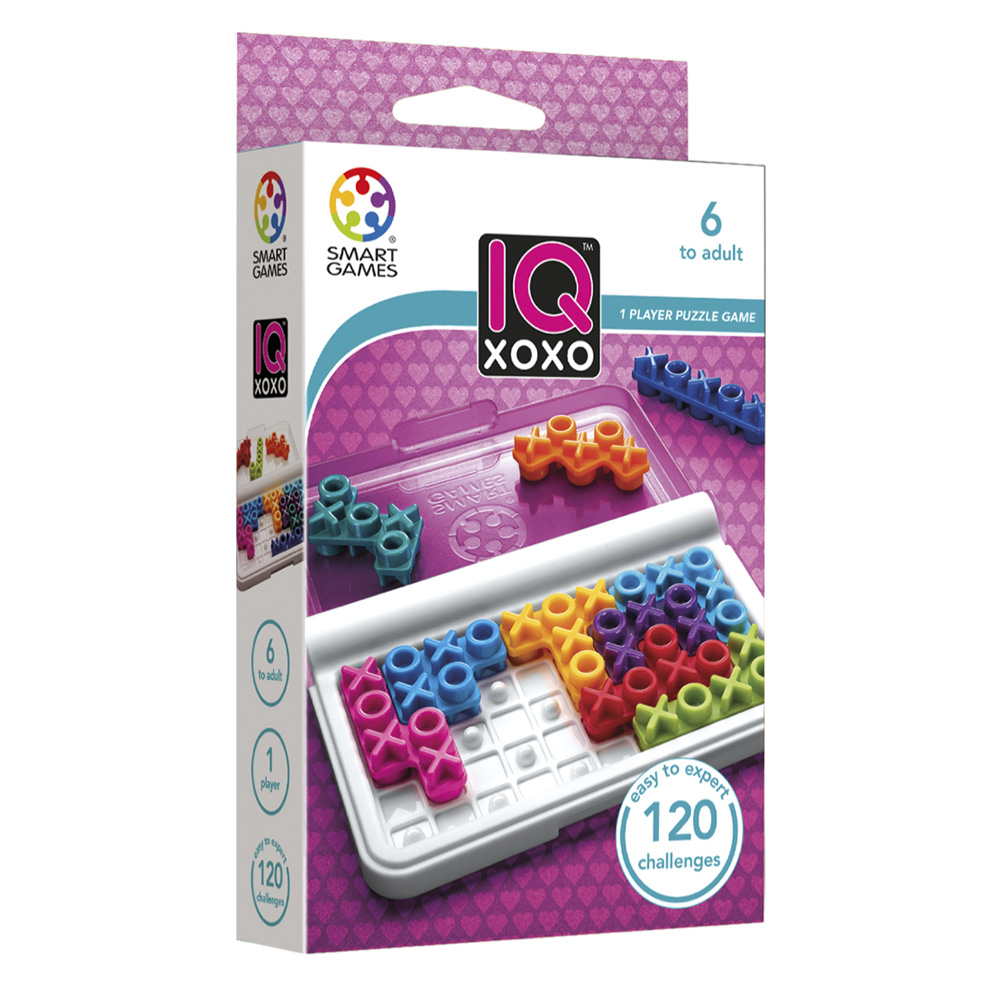 Smartgames επιτραπέζιο <br/>IQ XOXO