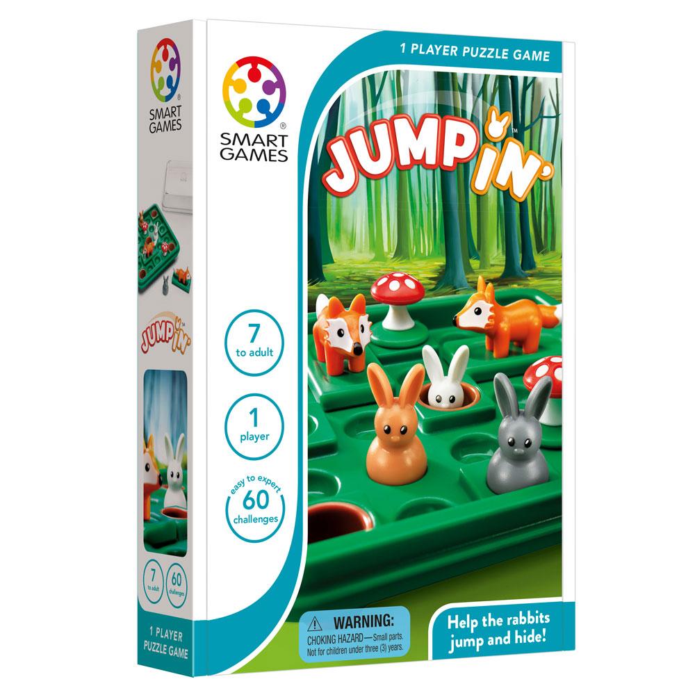 Smartgames επιτραπέζιο ¨JUMPIN