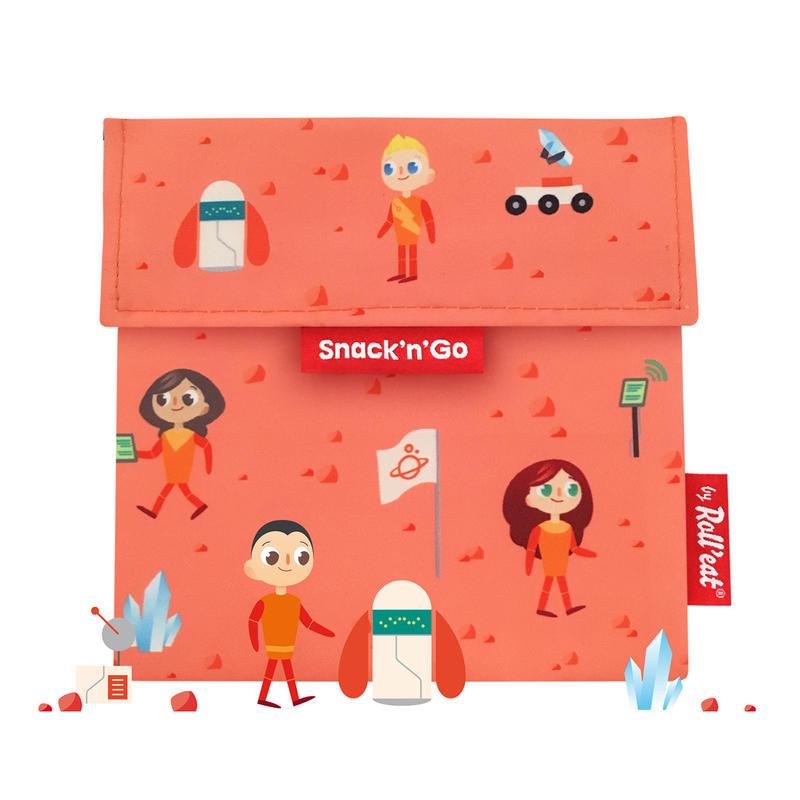 Περιτύλιγμα σάντουιτς Snack n' Go Space-Ecolife