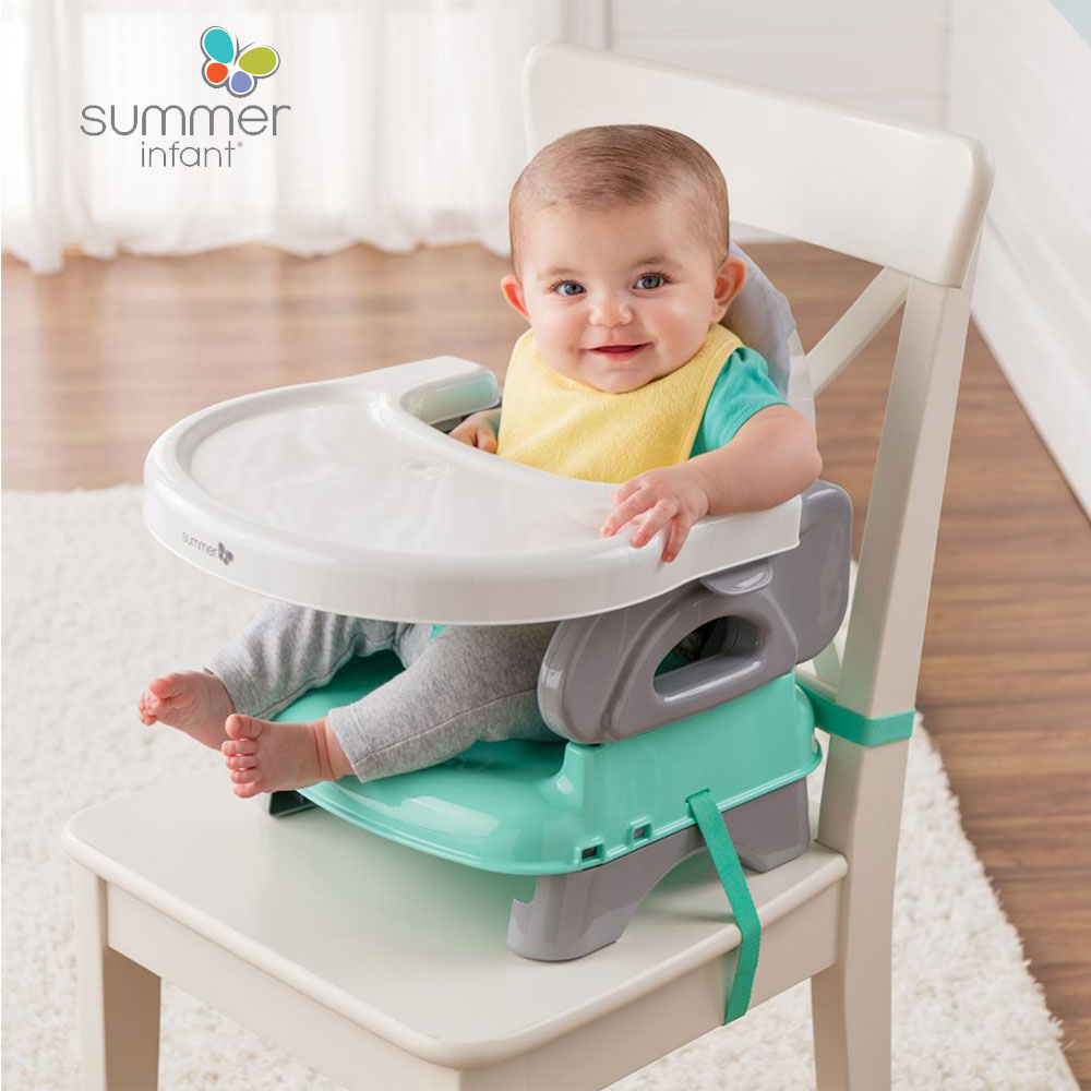 Summer Infant-Deluxe Comfort Folding Booster