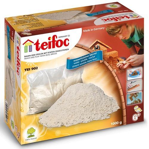Teifoc - Κατασκευή χτισίματος - Eιδική τσιμέντο 1kg
