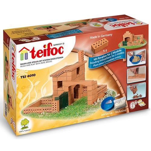 Teifoc Χτίζοντας καλύβα επιλογή 2 σχέδια