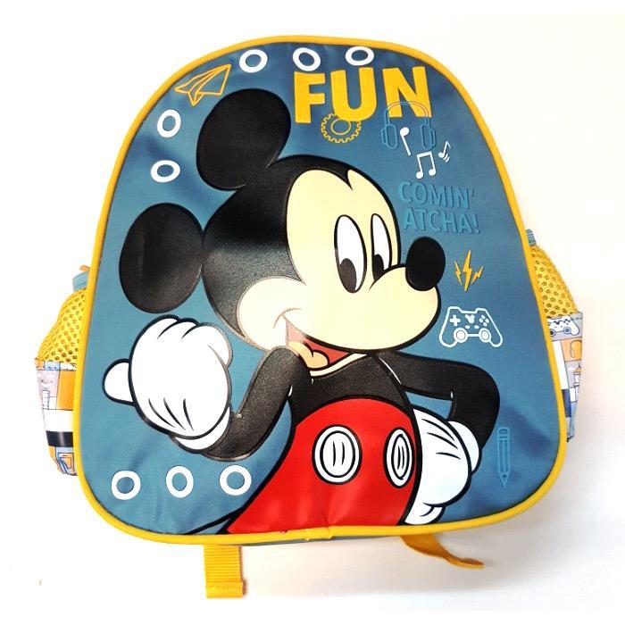 Τσάντα πλάτης νηπιαγωγείου MICKEY