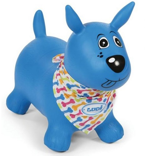 Ludi χοπ-χοπ σκυλάκι <br/>μπλε