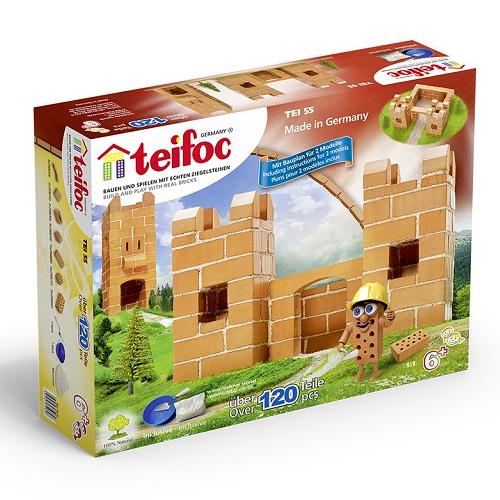 Teifoc - Χτίζοντας μικρό κάστρο 120τεμ