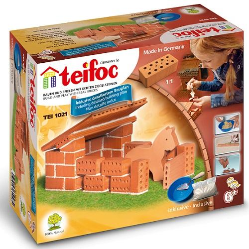 Teifoc - Χτίζοντας μίνι στάβλο για άλογα 35τεμ