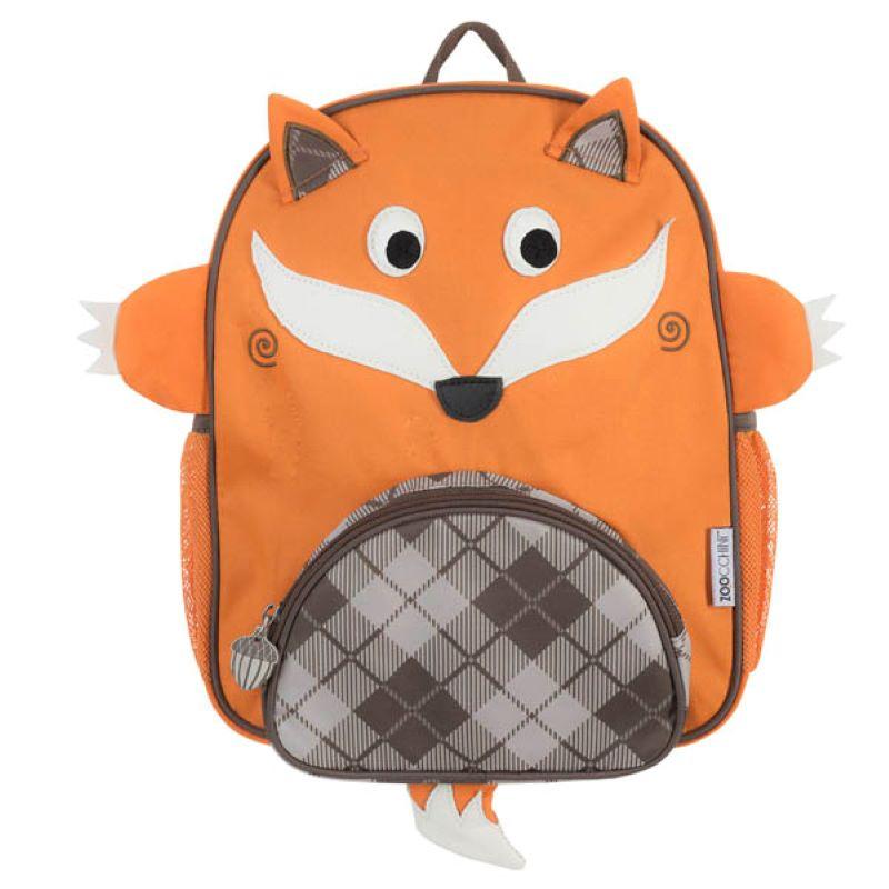 Zoocchini Τσάντα πλάτης Αλεπού