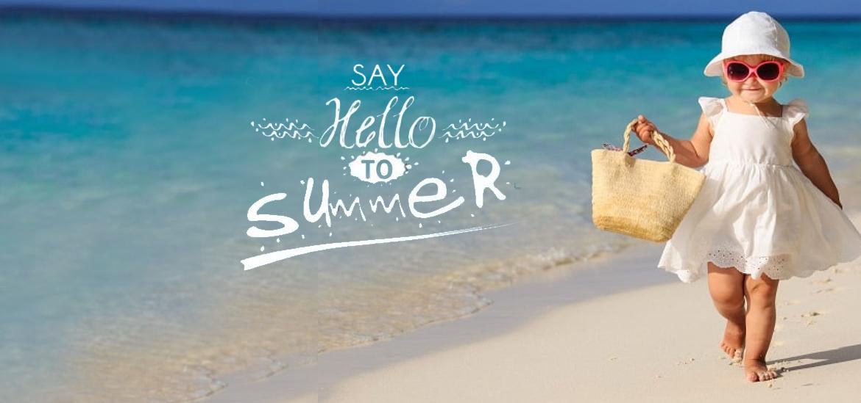 Το καλοκαίρι είναι εδώ!!!