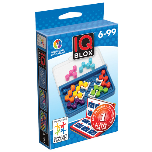 Smartgames επιτραπέζιο <br /> IQ Blox