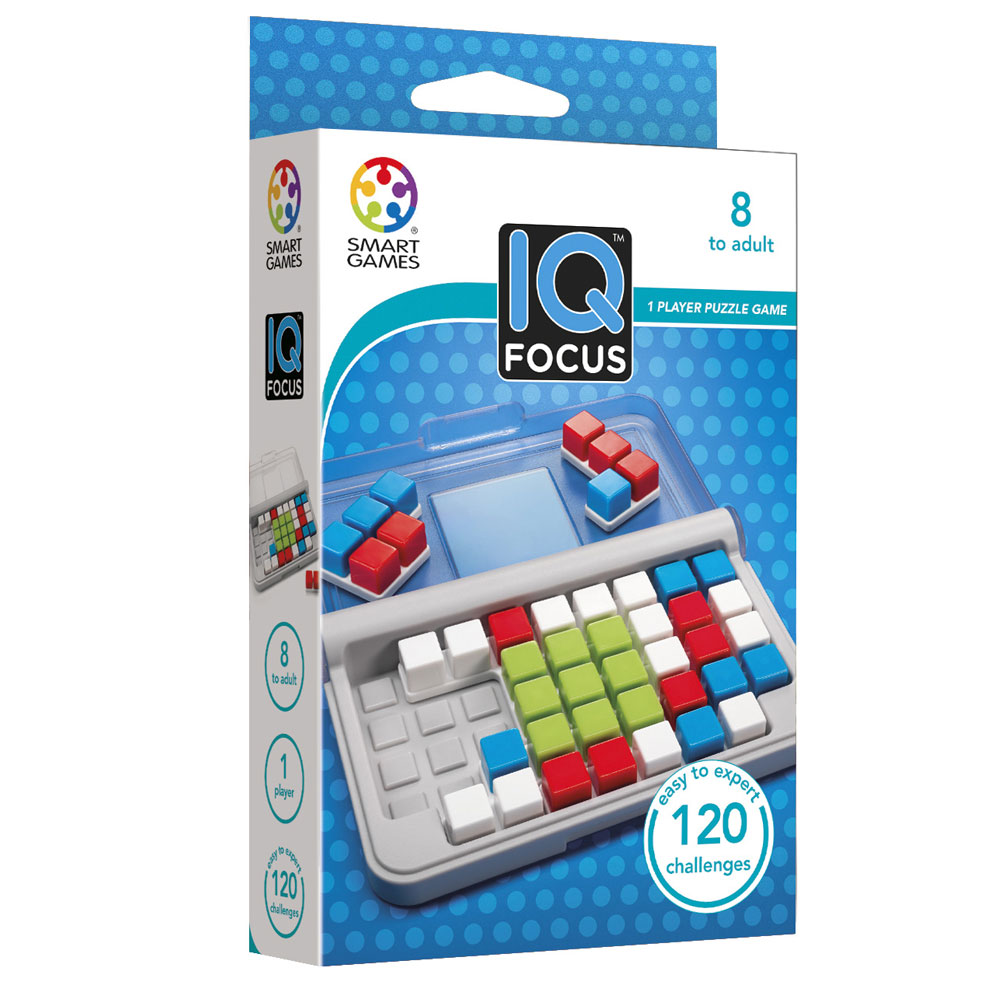 Smartgames επιτραπέζιο <br /> 'IQ-Focus'