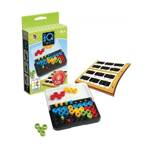 Smartgames επιτραπέζιο IQ Twist (100 challenges)