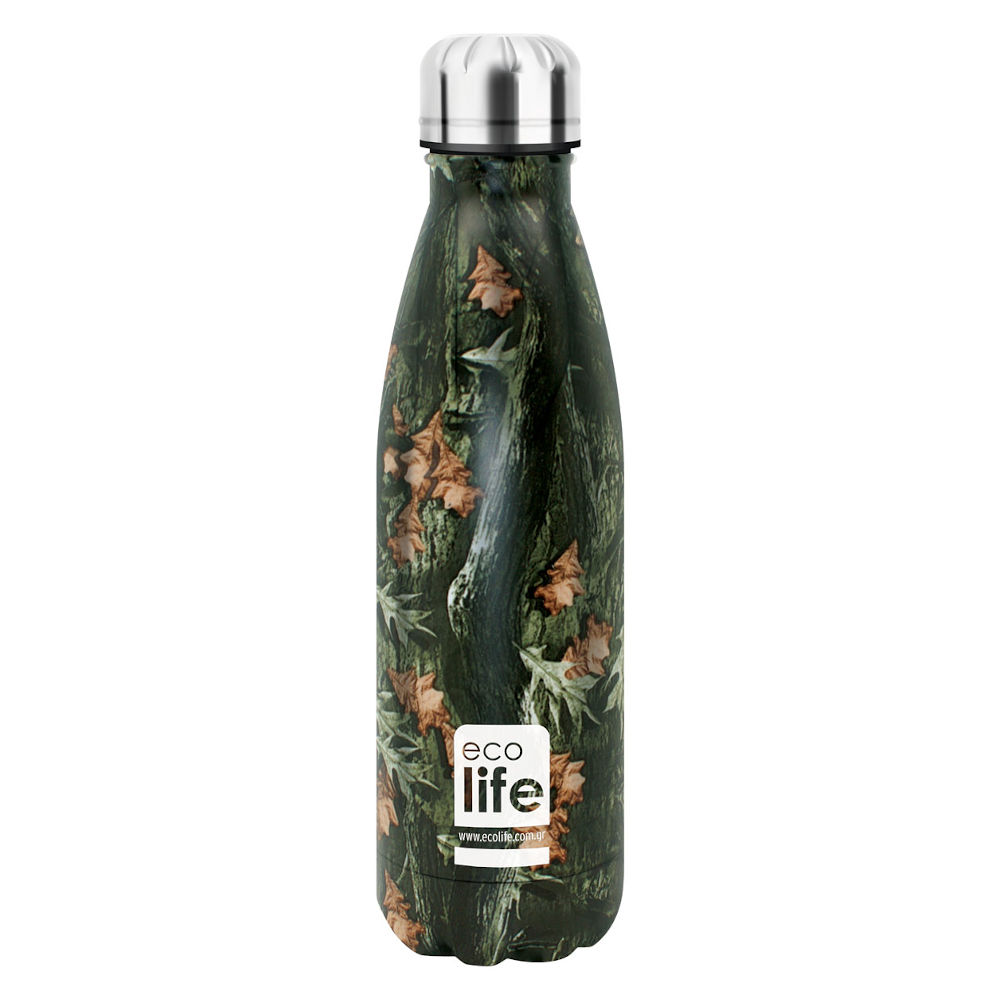 Ecolife Θερμός <br/> Leaves 500ml