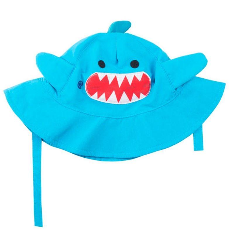 Zoocchini Αντηλιακό Καπέλο UPF50+ Καρχαρίας 12-24 μηνών