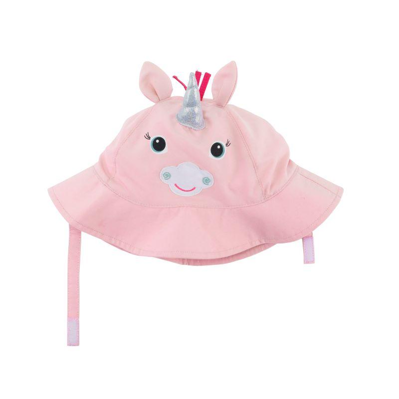 Zoocchini Αντηλιακό Καπέλο UPF50+ Μονόκερος 6-12μηνών