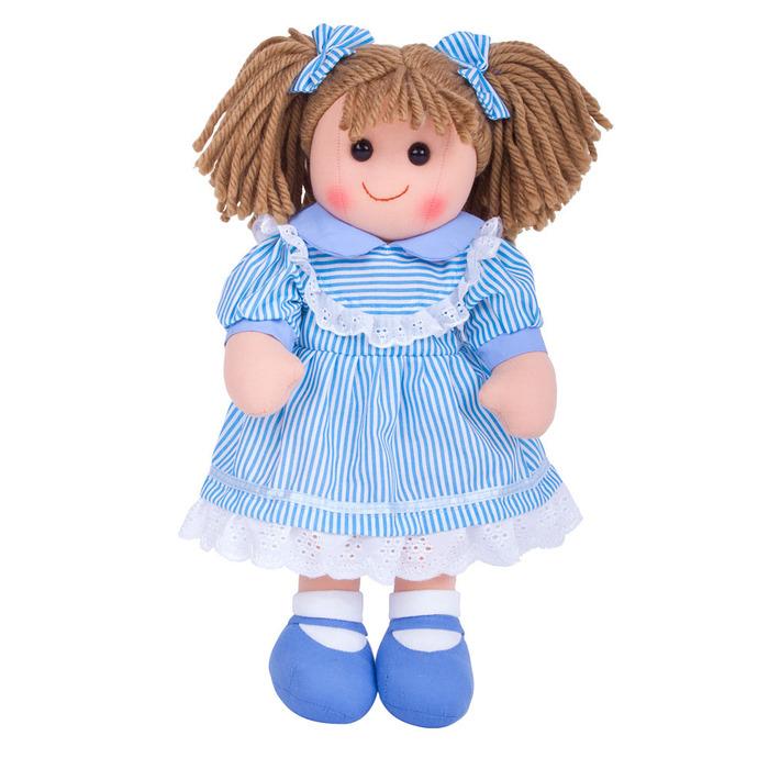 Πάνινη κούκλα Amelia <br /> 38εκ