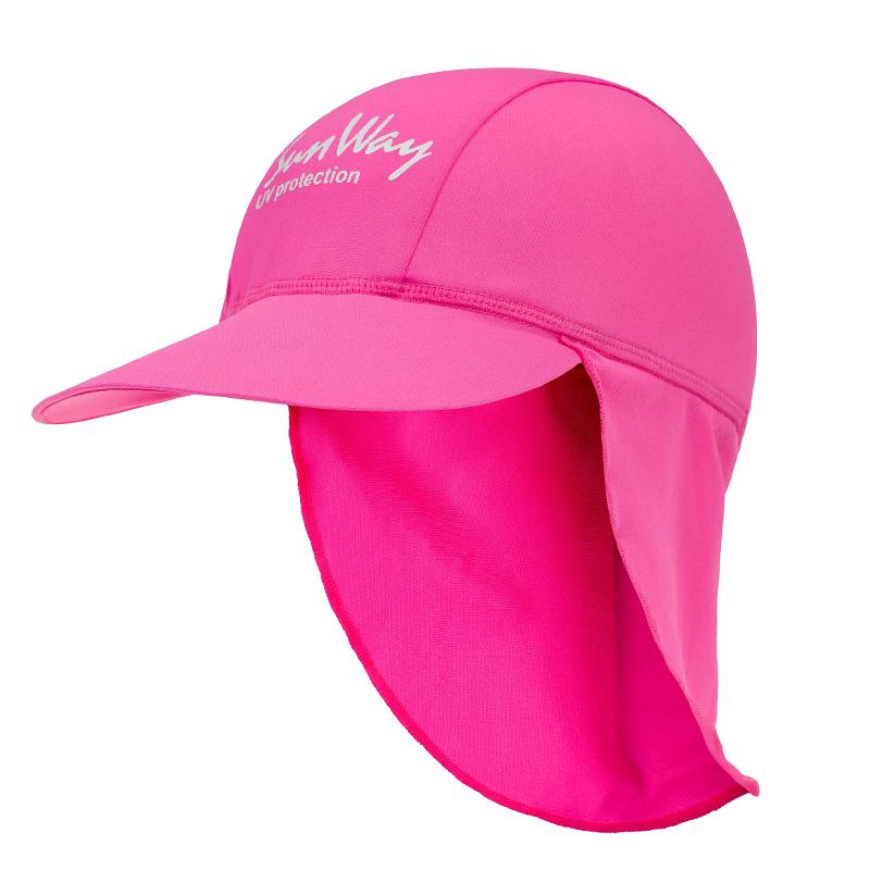 Αντηλιακό καπέλο junior UV l. pink