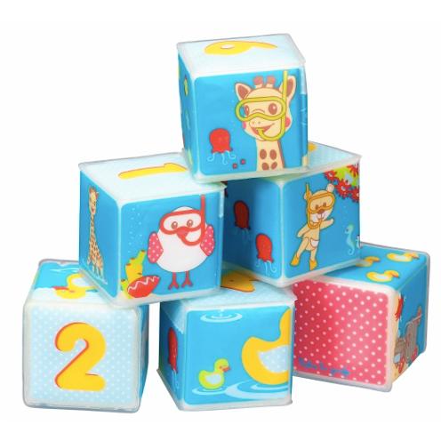 Παιχνίδι μπάνιου κύβοι <br/>Sophie la girafe