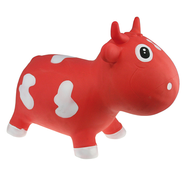 KidZZfarm Bella the cow Red & White Χοπ Χοπ