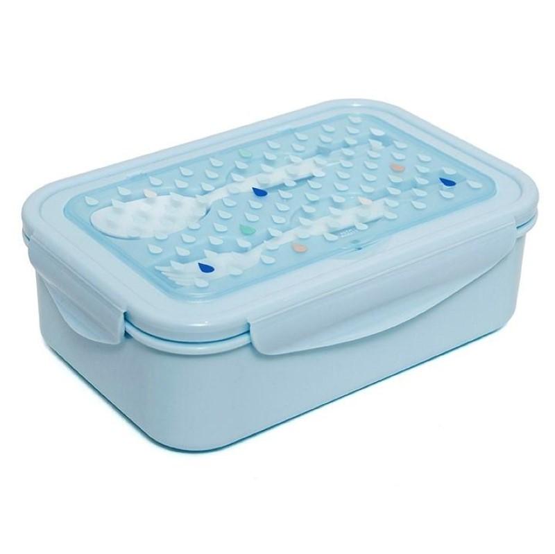 Petit Monkey – Bento Box Drops <br> Blue