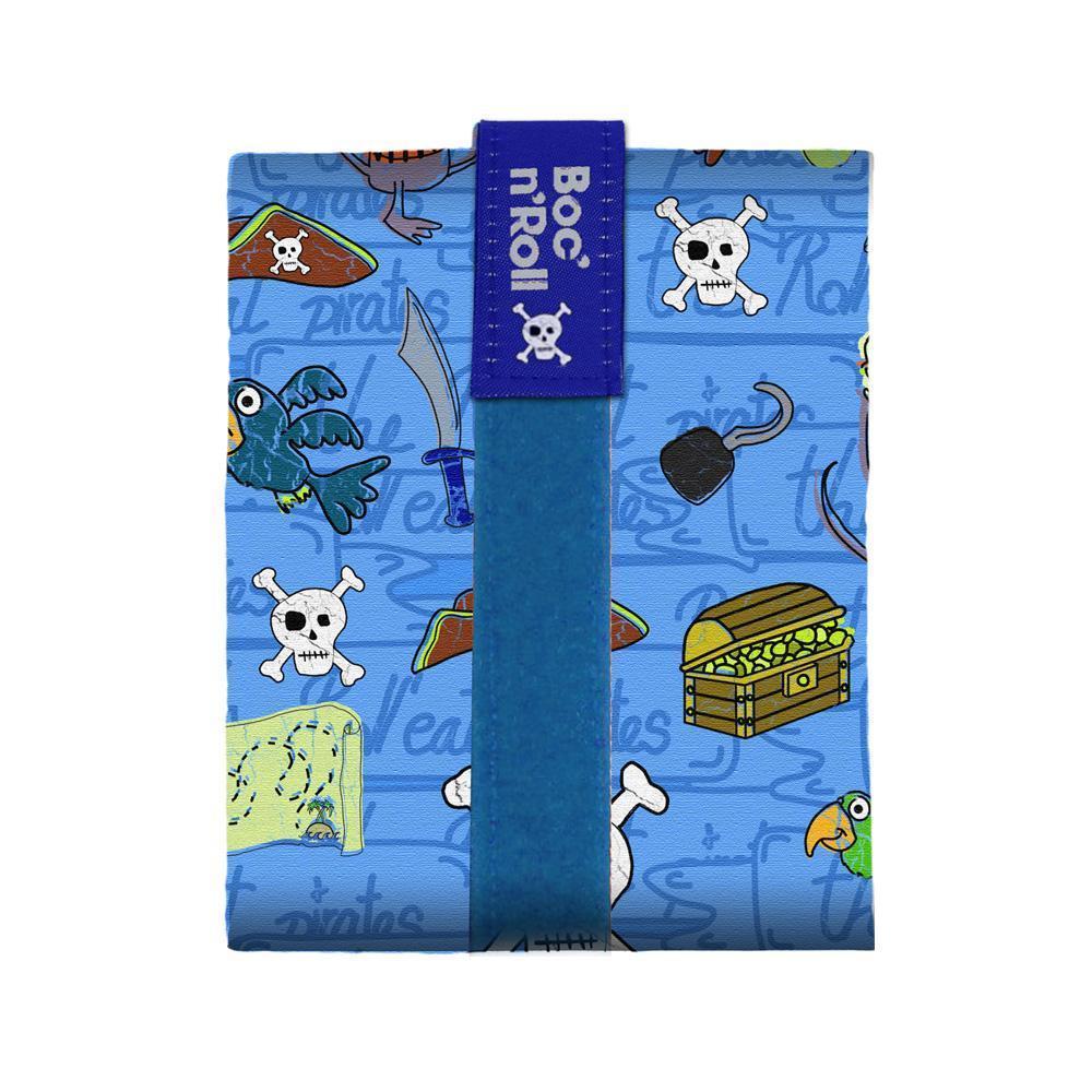 Περιτύλιγμα σάντουιτς Pirates γαλάζιο BOC'N'ROL