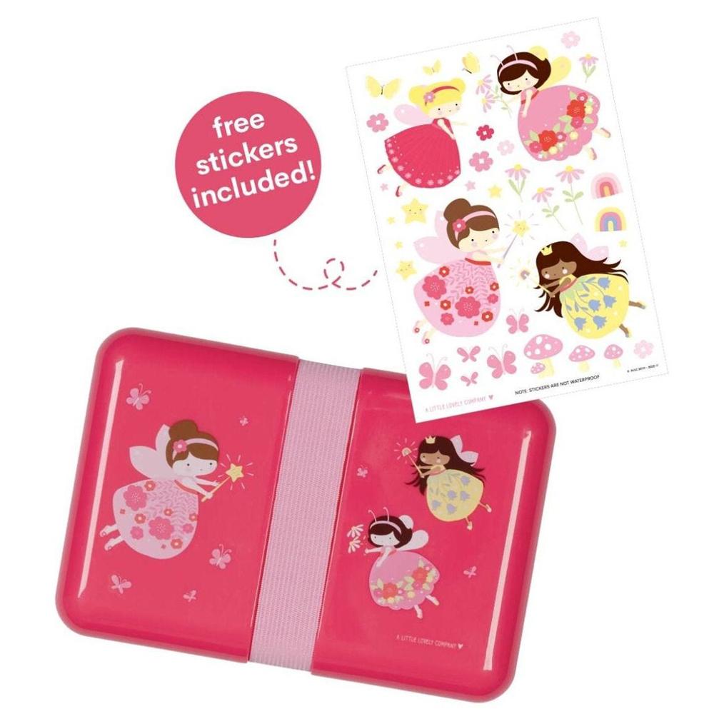 A little lovely company Δοχείο φαγητού Lunch box fairies 18*12*6